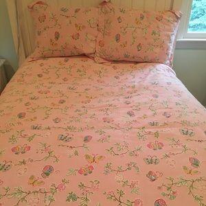 Butterfly Bedroom Set